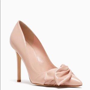 Kate Spade Laureen Heels 8M Pale Pink